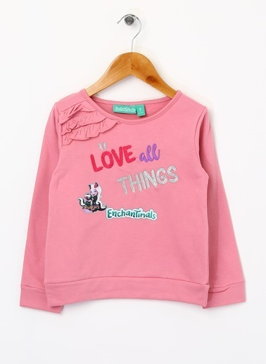 Enchantimals Sweatshirt Pembe